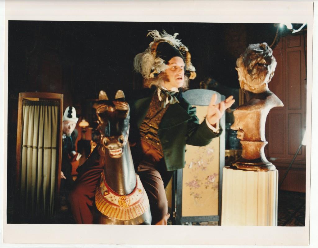 Bouvard en Pecuchet Meisner leren acteren acteurstrainingen acteeropleiding amsterdam herman bolten